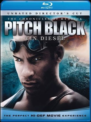 Pitch Black is a first-rate sci-fi adventure that blends survival themes, ...