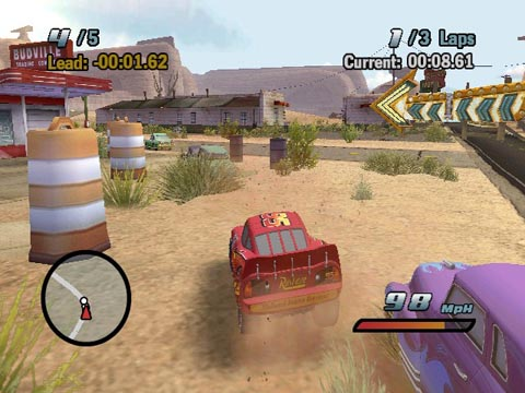 CARS: RADIATOR SPRINGS ADVENTURE CHEATS, CODES, AND SECRETS FOR PC